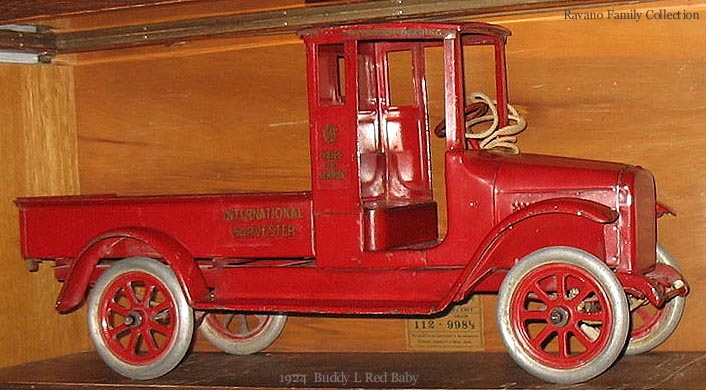 Free Antique Toy Trucks Identification Guide Buddy L Museum