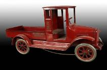 1924 buddy l red baby express truck, red buddy l trucks appraisals free,  vintage buddy l red baby express truck photo,  Buddy L Museum buying red baby trucks free appraisals www.buddyltrucks.com free buddy l toy truck appraisals, red baby red appraisals